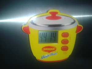 Maggi Magic Meals Timer