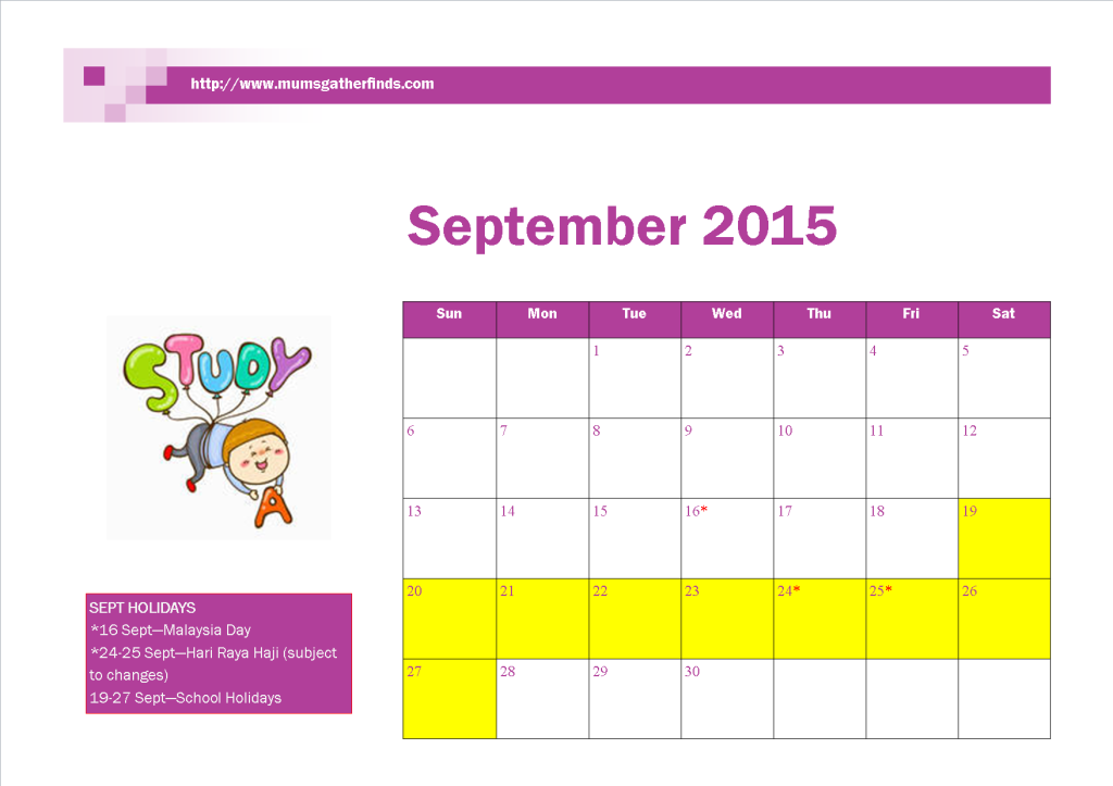 Search Results for: 2015 Printable 2015 September Calendar/page/2